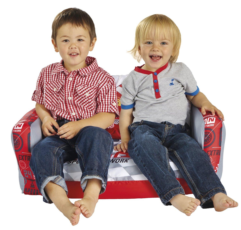 enfants-canape