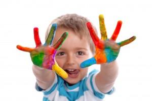 L'influence des couleurs sur l'enfant